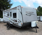 Used 2013 Jayco JAY FEATHER ULTRALITE 20M Travel Trailer For Sale