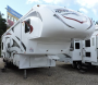 Used 2012 Heartland Road Warrior 30C Fifth Wheel For Sale