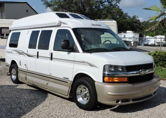 Buy a Used HOME AND PARK Roadtrek in Midway, FL.