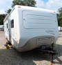 Used 2000 Coachmen Futura 2600TB Travel Trailer For Sale