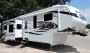 Used 2010 Keystone Montana 3455 Fifth Wheel For Sale