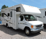 Used 2008 Winnebago Chalet 24VR Class C For Sale