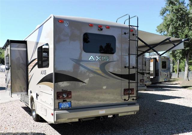 New 2015 thor motor coach axis class a gas for sale in for Axis motors san antonio