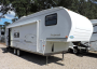 Used 2003 Forest River Rockwood 8285SS Fifth Wheel For Sale