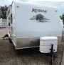 Used 2009 Skamper Kodiak M-24-RB-SL Travel Trailer For Sale
