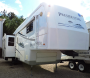 Used 2005 Holiday Rambler Presidential M-34RLT Fifth Wheel For Sale