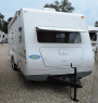 Used 2001 R-Vision Trail Lite M-7253 Travel Trailer For Sale