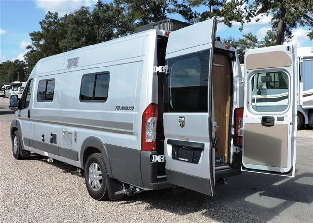 Excellent Originally, The Couple, Who Lives In Salt Lake City, Purchased A Used Midsize 2003 Mercedes Van For Convenience While Traveling To Bicycling Competitions But Now, The Couple Are Considering Buying A New Winnebago Model, The Travato,