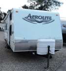 Used 2009 Dutchmen Aerolite 26QS Travel Trailer For Sale