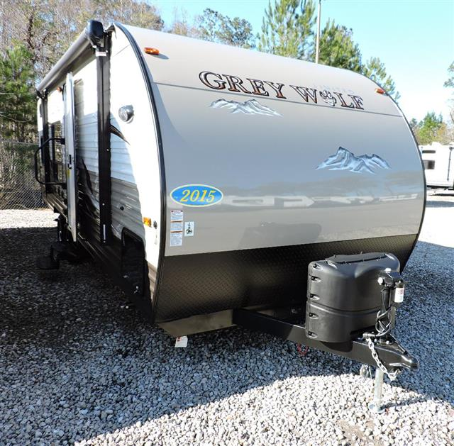 New 2015 Forest River Grey Wolf 26BH Travel Trailer For Sale