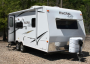 Used 2015 Forest River Microlite 21FBRS Travel Trailer For Sale
