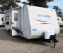 Used 2010 Jayco Jay Feather 213 EXP Travel Trailer For Sale