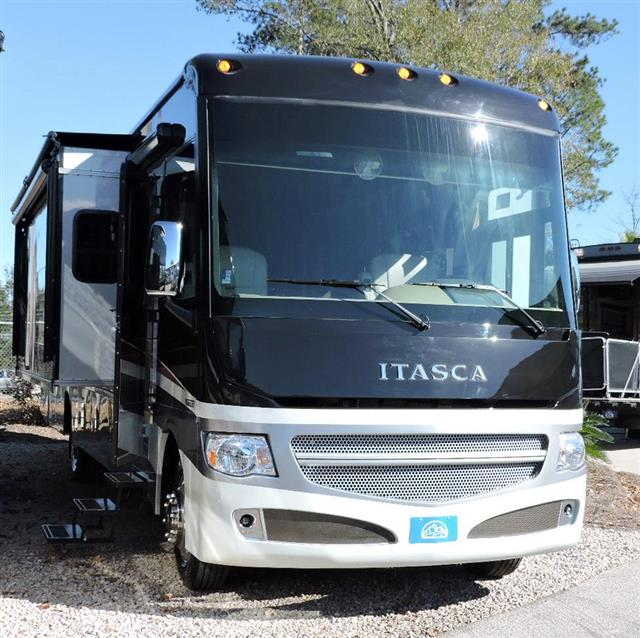 Buy a New Itasca Suncruiser in Midway, FL.