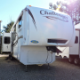 Used 2010 Keystone Challenger M-34SAQ Fifth Wheel For Sale