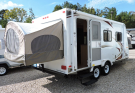 Used 2012 Dutchmen Coleman 184 HYBRID Hybrid Travel Trailer For Sale