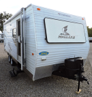 Used 2005 Fleetwood Mallard 210CK Travel Trailer For Sale