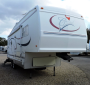 Used 2003 Forest River Cardnial 29WB Fifth Wheel For Sale