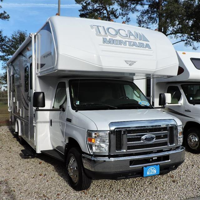 Used 2014 Fleetwood Tioga 25K Class C For Sale