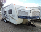 Used 2007 R-Vision Trail Cruiser 191C Hybrid Travel Trailer For Sale