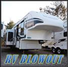 Used 2008 Glendale Titanium 32SE37SA Fifth Wheel For Sale