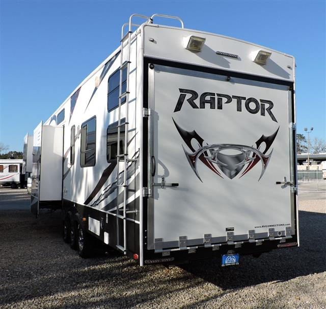 Used Fifth Wheel For Sale Cleveland Tx >> Used 2012 Keystone Raptor Fifth Wheel Toyhauler For Sale In Midway, FL - TAL1198821 - Camping World