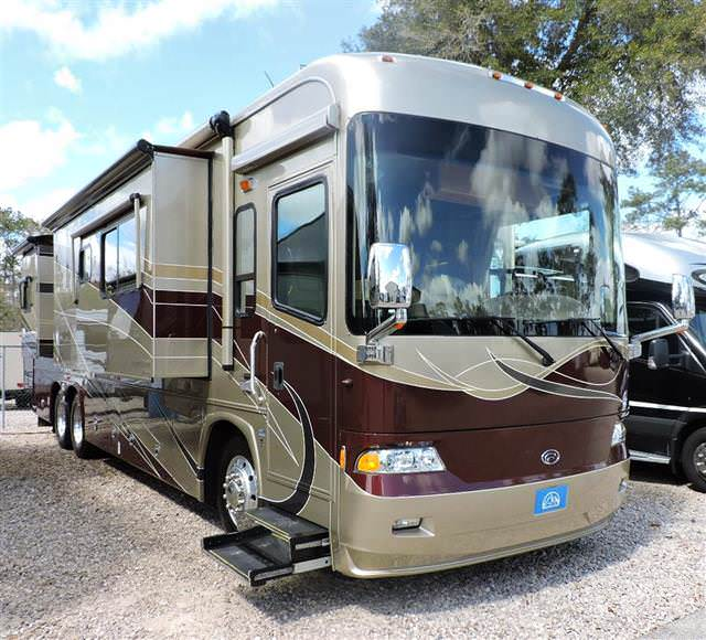 2007 Country Coach SUNSET BAY