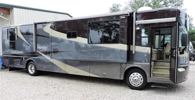 Used 2005 Itasca Meridian 39K Class A - Diesel For Sale