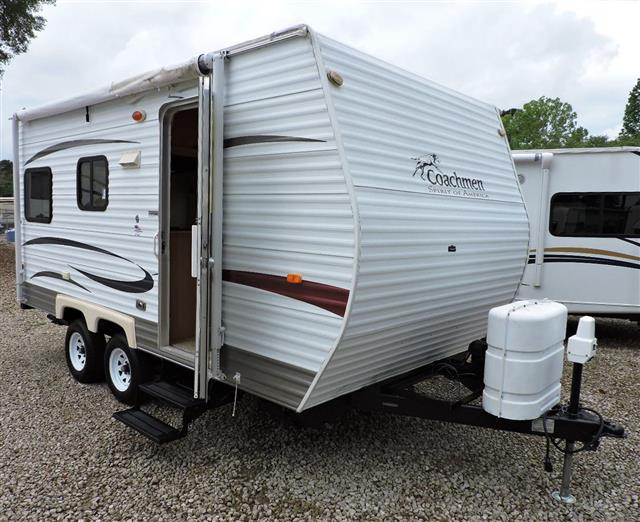 Used 2009 Coachmen Spirit Of America 17RD Travel Trailer For Sale