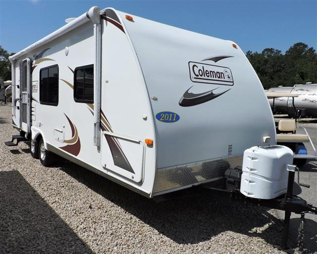Used 2011 Dutchmen Coleman 240RB Travel Trailer For Sale