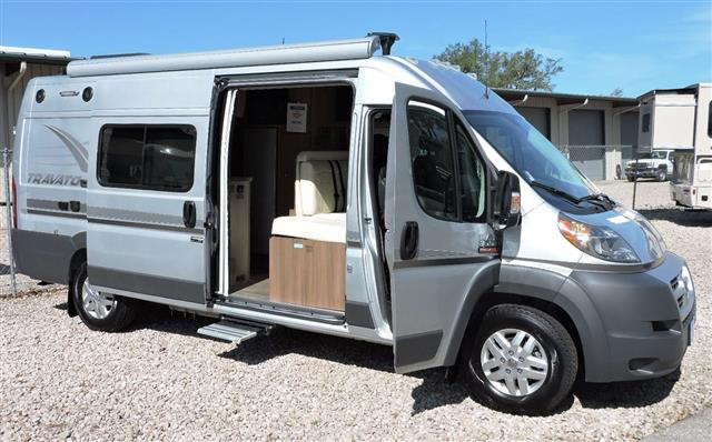 Used 2014 Winnebago TRAVATO 59G Class B Plus For Sale
