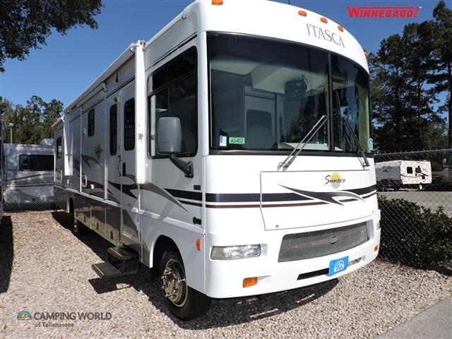 Used 2005 Itasca Sunova 34A Class A - Gas For Sale