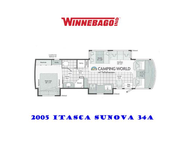 2005 Itasca Sunova