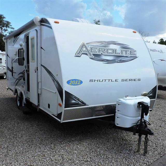 Used 2012 Dutchmen Aerolite 189QBSL Travel Trailer For Sale