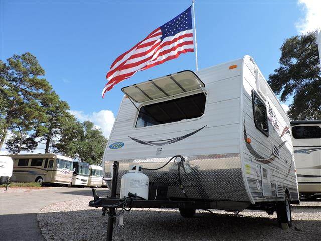 Used 2015 Jayco JAY FLIGHT SLX 145RB Travel Trailer For Sale