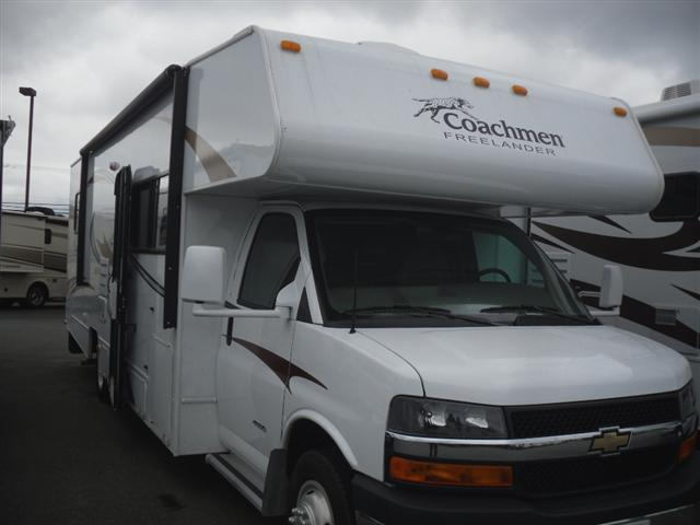 Buy a Used Coachmen Freelander in Burlington, WA.