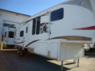 Used 2007 Keystone Everest 341B Fifth Wheel For Sale