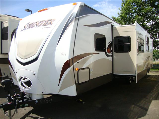 New 2015 Keystone Sprinter 311BHS Travel Trailer For Sale