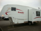 Used 2007 Fleetwood Prowler 245RL Fifth Wheel For Sale
