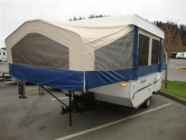 Buy a Used Forest River Flagstaff in Burlington, WA.
