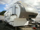 Used 2013 Keystone Cougar 325SRX Fifth Wheel For Sale