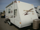 Used 2009 Forest River Surveyor SP186 Travel Trailer For Sale