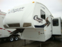 Used 2008 Keystone Cougar 278RKS Fifth Wheel For Sale