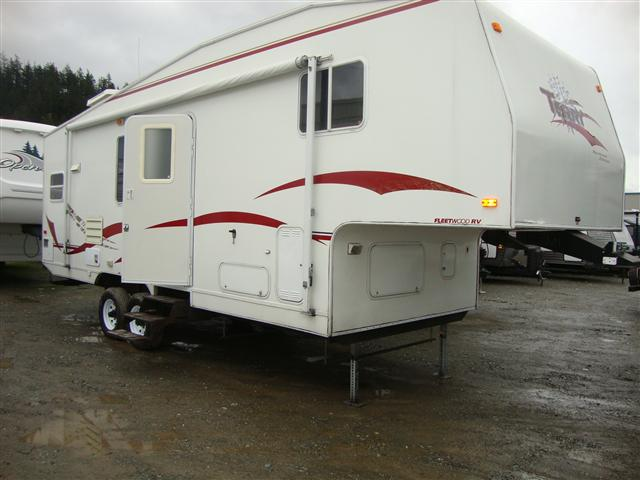 Buy a Used Fleetwood Terry in Burlington, WA.