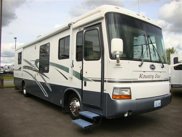 Buy a Used Newmar Kountry Star in Burlington, WA.