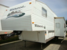 Used 2005 Forest River Wildwood 28BHS Fifth Wheel For Sale