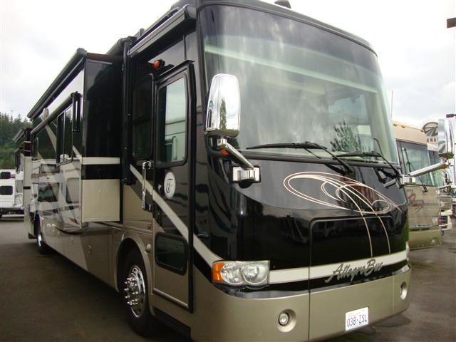 Buy a Used Tiffin Allegro Bus in Burlington, WA.