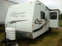 Used 2006 Keystone Cougar 24RK Travel Trailer For Sale