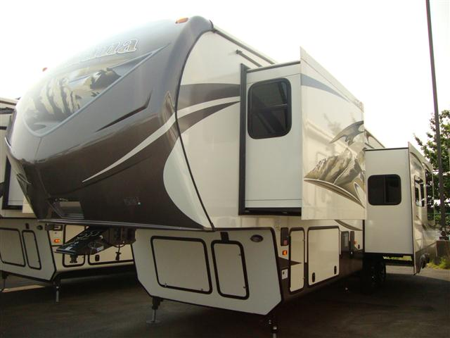 Buy a New Keystone Mountaineer in Burlington, WA.