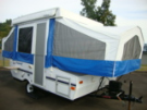 Used 2005 Forest River Flagstaff 8 Pop Up For Sale