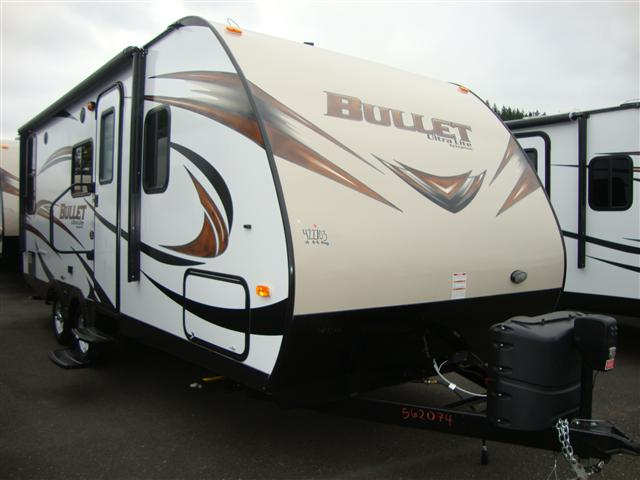 New 2015 Keystone Bullet 210RUDWE Travel Trailer For Sale